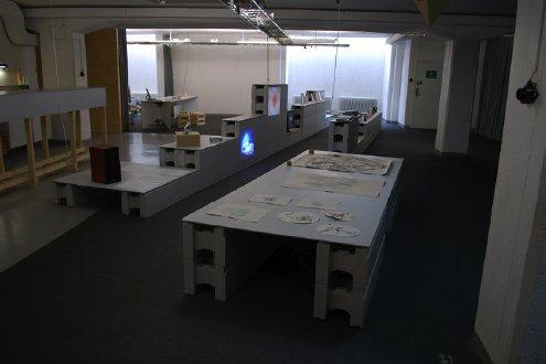 Unfinished Exhibition, 2010